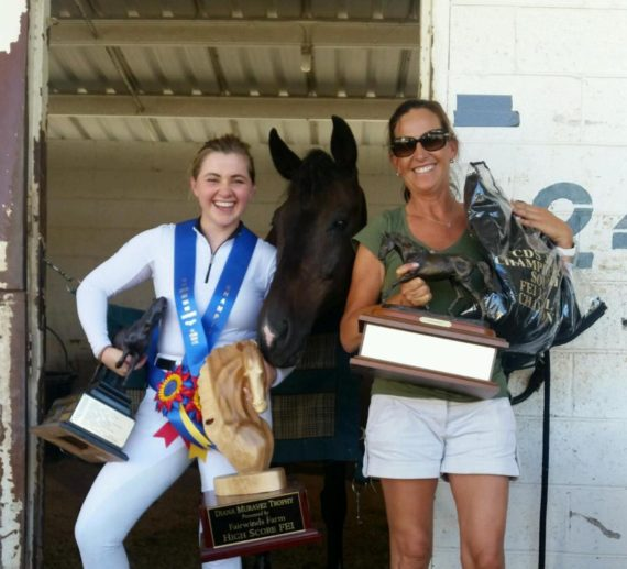 The Latest Happenings at Caldwell Dressage