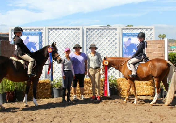 Royal Oak Stables Wins Big at the GSDHJA Championships