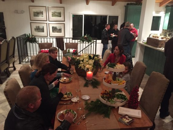 Celebrating the Holidays with Rancho Riding Club