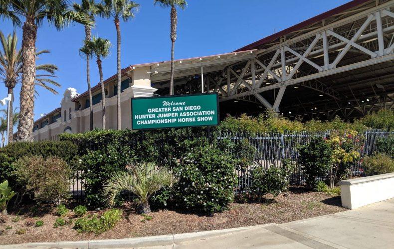 Royal Oaks Stables at the Del Mar Fairgrounds